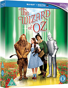 The Wizard of Oz - 75th Anniversary Edition (Blu-Ray) (C-PG)Blu-ray