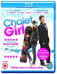Chalet Girl (Blu-Ray) Felicity Jones (C-12)Blu-ray
