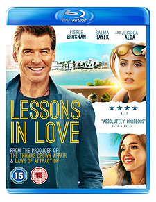 Lessons In Love (Blu-ray) Pierce Brosnan, Salma Hayek, Jessica AlbaBlu-ray