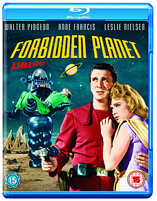 Forbidden Planet (Blu-Ray) (C-PG)Blu-ray