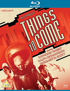 H.G. Well's Things To Come (With DVD) (Blu-ray)Blu-ray