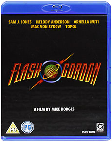 Flash Gordon (Blu-Ray) (C-PG)Blu-ray