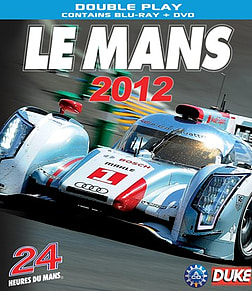 Le Mans 2012 Review (Blu-ray) (C-U)Blu-ray