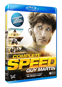 Guy Martin: Complete Speed (Blu-Ray) (C-E)Blu-ray