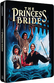 The Princess Bride (Blu-Ray Steelbook) (C-PG)Blu-ray