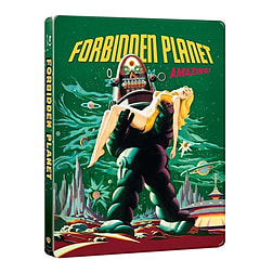 Forbidden Planet (Entertainment Store Exclusive Blu-Ray Steelbook) (PG )Blu-ray