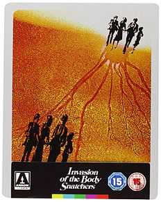 Invasion Of The Bodysnatchers Steelbook (Blu-Ray) (C-18)Blu-ray
