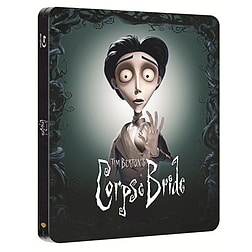 Corpse Bride (Entertainment Store Exclusive Blu-Ray Steelbook) (C-PG)Blu-ray