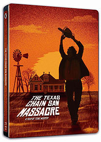 Texas Chainsaw Massacre (1974): 40th Anniversary Steelbook (Blu-Ray) (C-18)Blu-ray