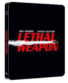 Lethal Weapon 1 (Blu-Ray Steelbook)Blu-ray