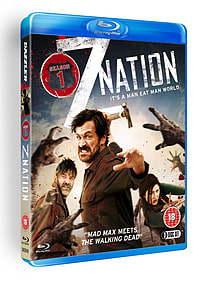 Z Nation (Blu Ray) (Blu-ray)Blu-ray