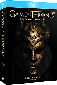 Game Of Thrones Season 1-5 (Blu-Ray) Blu-ray