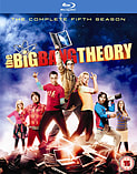 The Big Bang Theory: Season 5 (with UltraViolet) (2 Discs) (Blu-Ray) (C-12) screen shot 1