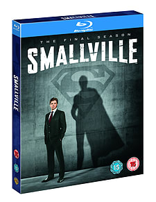Smallville: Season 10 Box Set (4 Discs) (Blu-Ray) (C-15)Blu-ray