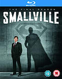 Smallville: Season 10 Box Set (4 Discs) (Blu-Ray) (C-15) screen shot 1