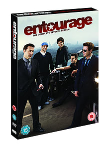 Entourage: Season 7 Box Set (2 Discs) (Blu-Ray) (C-15) HBOBlu-ray