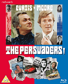 The Persuaders!: The Complete Series Box Set (8 Discs) (Blu-ray)Blu-ray