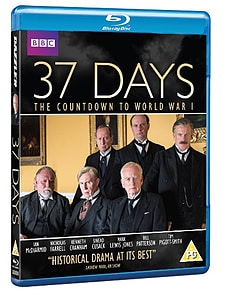 37 Days: The Countdown To World War (Blu-ray) (C-15)Blu-ray