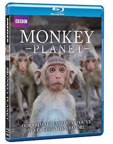 Monkey Planet - BBC (Blu-ray) (E)Blu-ray