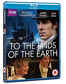 To The Ends Of The Earth (BBC) (Blu-Ray) (C-15) Benedict CumberbatchBlu-ray
