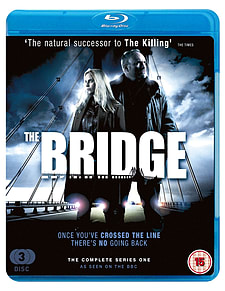 The Bridge: Series 1 Box Set (2 Discs) (Blu-Ray) (C-15)Blu-ray