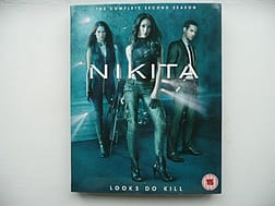 Nikita: Season 2 (Entertainment Store Exclusive Blu-Ray Box Set) (C-15)Blu-ray