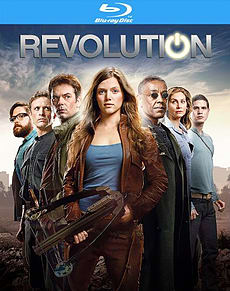 Revolution Season 2 (Blu-Ray) (C-15)Blu-ray