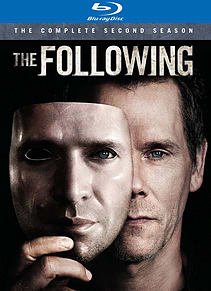 The Following Season 2 (Blu-Ray) (C-15)Blu-ray