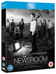 The Newsroom Season 2 (Blu-Ray) (C-15) HBOBlu-ray