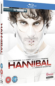 Hannibal - Season 2 (Blu-Ray) (C-18)Blu-ray