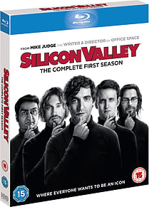 Silicon Valley Season 1 (Blu-Ray) HBO (C-15) HBOBlu-ray