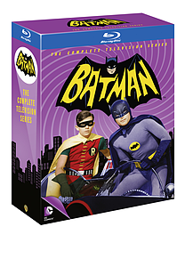 Batman The Complete Original Television Series (Blu-Ray) 1960s Adam WestBlu-ray