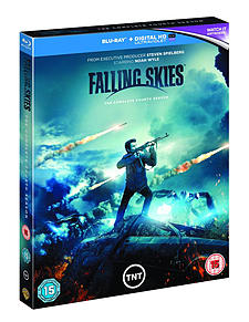 Falling Skies Season 4 (Blu-Ray)Blu-ray