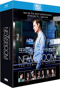 The Newsroom Season 1-3 Complete (Blu-Ray)Blu-ray