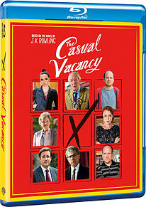 The Casual Vacancy (Blu-Ray) J.K. RowlingBlu-ray
