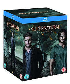 Supernatural - Season 1-9 (Blu-Ray)Blu-ray