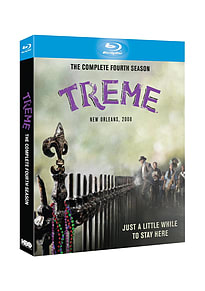 Treme Season 4 (Blu-Ray) HBOBlu-ray
