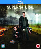Supernatural Season 1-8 Boxset (Blu-Ray) (C-15) screen shot 1