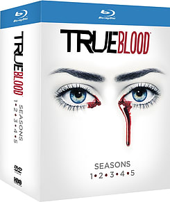 True Blood: Season 1 - 5 Box Set (25 Discs) (Blu-ray) (C-18) HBOBlu-ray