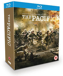 The Pacific: The Complete HBO Series (Blu-Ray) (C-15)Blu-ray