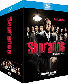 The Sopranos Complete Collection (Blu-ray) (C-18) HBOBlu-ray
