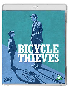 Bicycle Thieves (Vittorio De Sica) (Blu-Ray) (C-U)Blu-ray