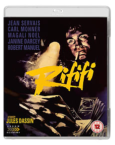 Rififi (Re-Sleeve) (Blu-Ray) (C-15)Blu-ray