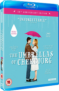 Umbrellas Of Cherbourg (Blu-Ray) (C-15)Blu-ray