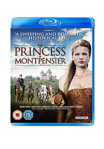 The Princess Of Montpensier (Blu-Ray) (C-15)Blu-ray