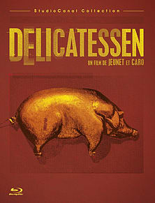 Delicatessen (Studio Canal Collection) (Blu-Ray) (C-15)Blu-ray