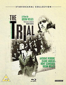 The Trial 50th Anniversary Edition (Studiocanal Collection) (Blu-Ray) (C-PG)Blu-ray