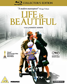 Life Is Beautiful - Special Edition (Blu-Ray) (C-PG)Blu-ray