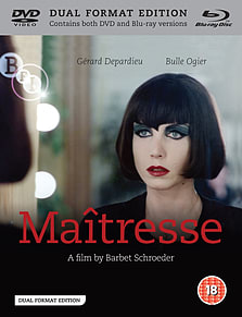 Maitresse [Dual Format Edition] (Blu-ray & DVD) (C-18)Blu-ray