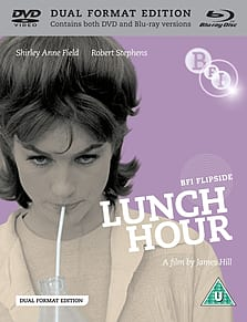 Lunch Hour (Dual Format Edition) (Blu-ray & DVD) (C-U)Blu-ray